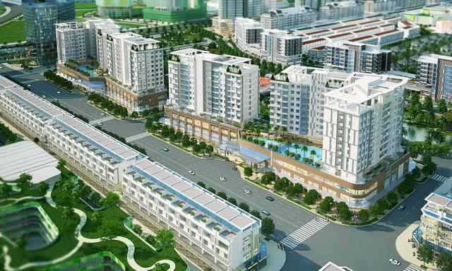 GS sẽ sớm triển khai các dự án tại khu đô thị Thủ Thiêm.