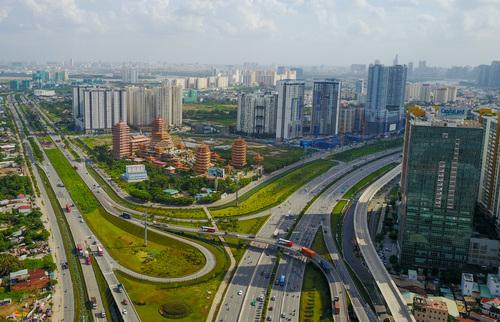 Sài Gòn rộ mốt căn hộ kèm sân vườn